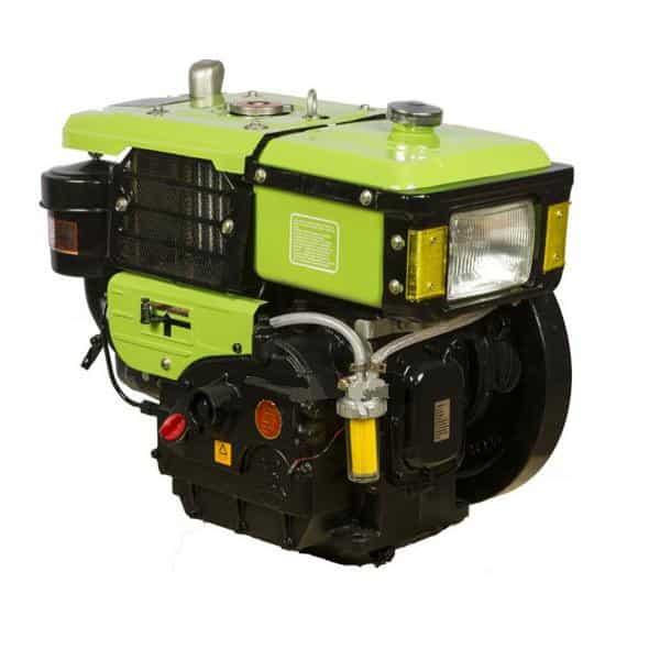 Двигатели для мотоблоков с водяным охлаждением