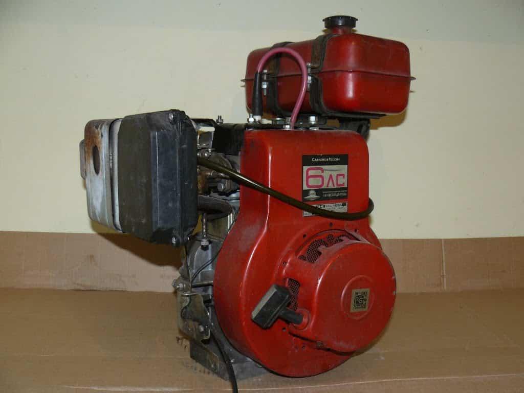 Мотор ДМ-1 для мотоблока Каскад
