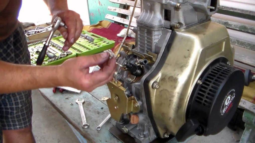 Плохой запуск двигателя в мотоблоке