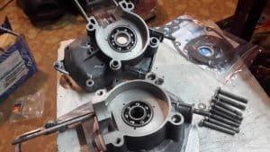 Двигатель для мотоблока Крот