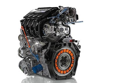 Двигателя фирмы HONDA