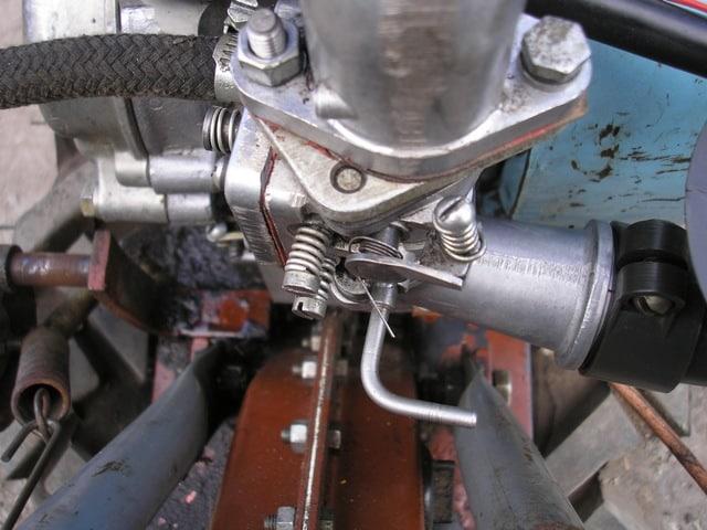 Ремонт карбюратора для мотоблока Нева МБ 2