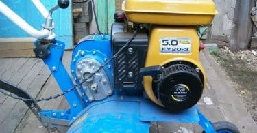 Мотокультиватор Нева МК-100