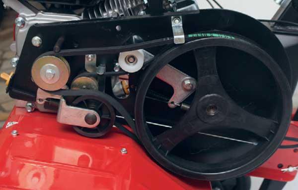 Мотокультиватор Elitech КБ 71М - технические характеристики