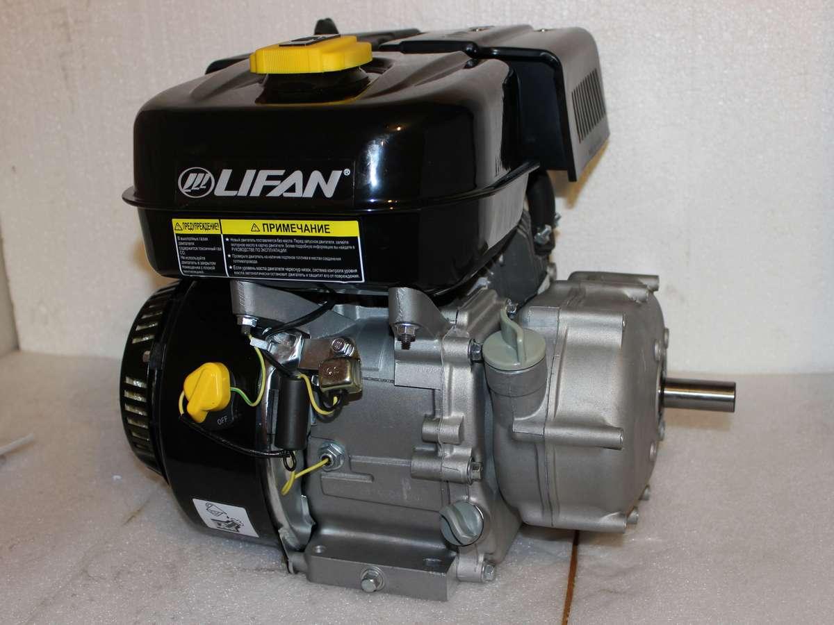 Мотор Лифан 168 FB для мотокультиватора Крот