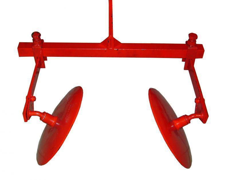 Дисковый окучник для мотоблока Салют