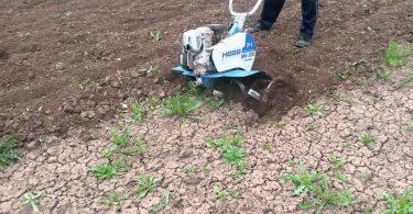 Мотокультиватор зарывается в землю