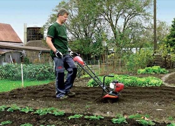 Культиваторы для обработки почвы