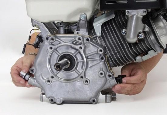 Двигатель для культиватора