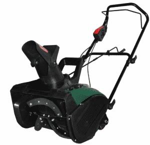 4 место - электроснегоуборщик Iron ST 1800