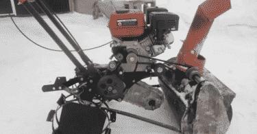 Самодельный снегоуборщик - как сделать своими руками?