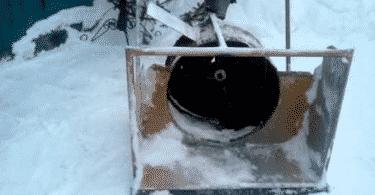 Снегоуборщик из газонокосилки своими руками