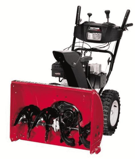 Снегоочиститель Craftsman 25357