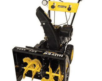 Бензиновый снегоуборщик Huter SGC-4800