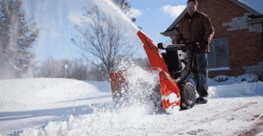 Какой дизельный снегоуборщик выбрать?