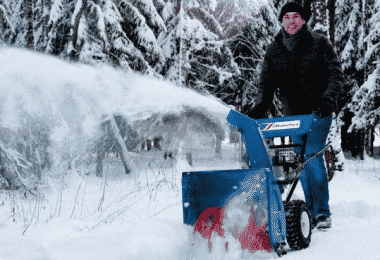 Снегоуборщик Master Yard / Мастер Ярд