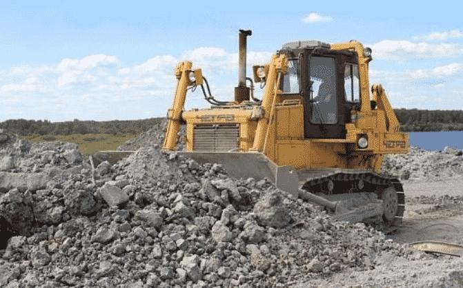 Отличия тракторов и бульдозеров заключаются и в их конструктивных особенностях
