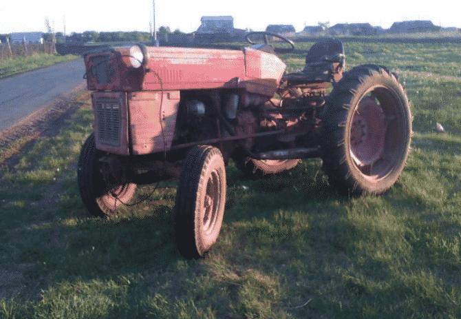 Трактор У 445 – технические характеристики