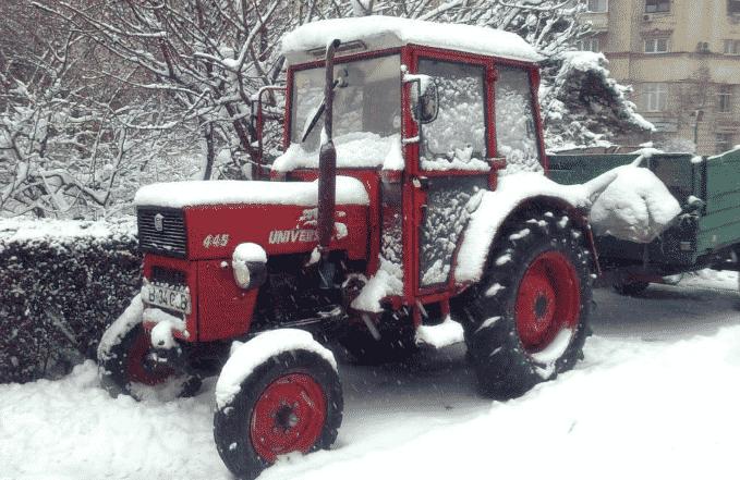 Трактор Universal 445Y