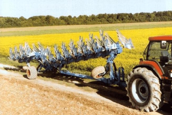 Виды плугов для тракторов – особенности, плюсы и минусы