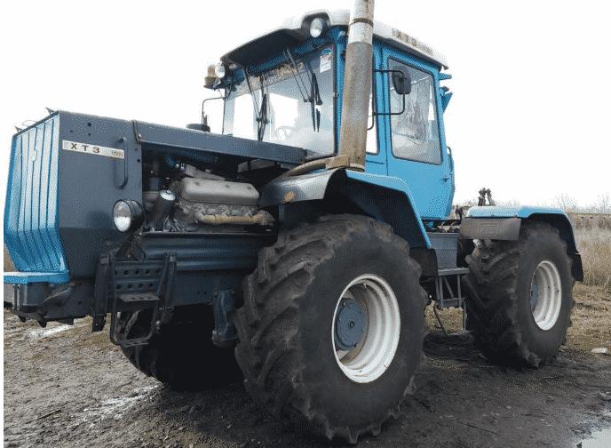 ХТЗ-17221 трактор