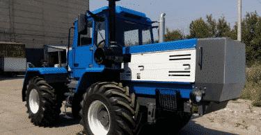 Конструктивные особенности тракторов Т-150 и Т-150К