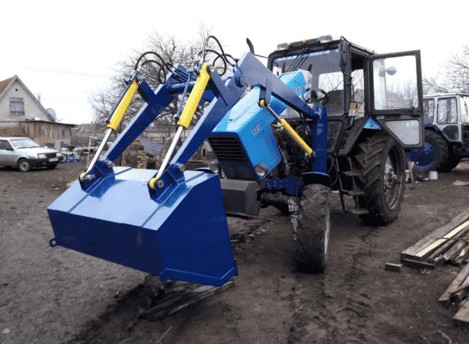 Кун для трактора МТЗ-82