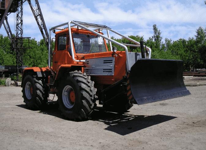 Модификации тракторов Т-150 и Т-150К