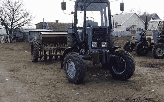 Навесное оборудование для трактора МТЗ-1221