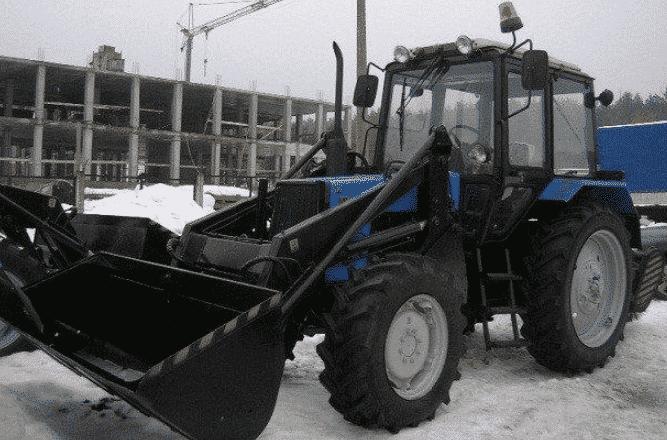 Навесное оборудование для трактора МТЗ-82