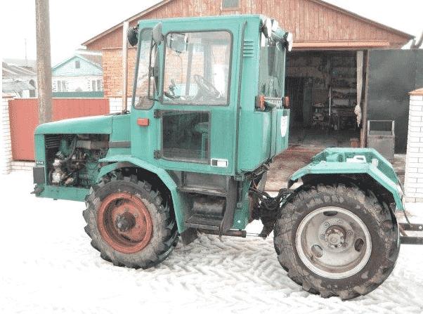 Навесное оборудование для трактора на базе ГАЗ