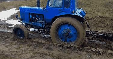 Ннормы расхода топлива на трактора