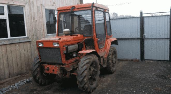 Особенности эксплуатации трактора