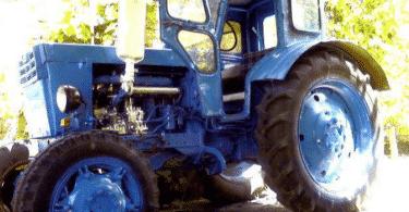 Преимущества и недостатки трактора Т-40