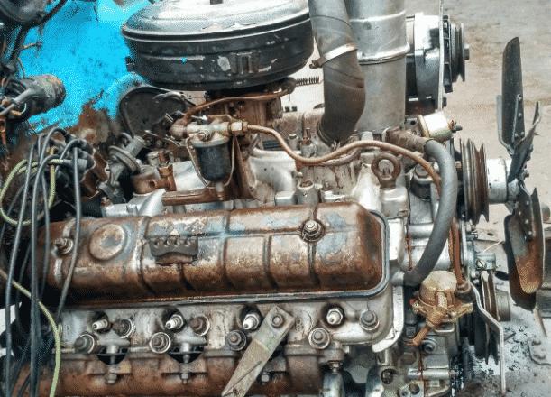 Самодельные трактора из ГАЗ 53