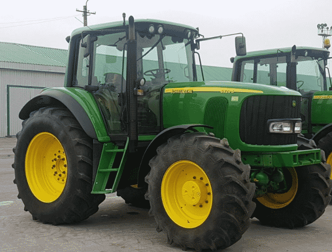 Трактор Джон Дир 6920