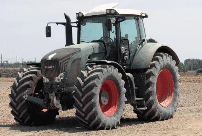 Трактор Фендт 936