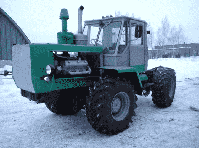 Трактор Т-150 – технические характеристики