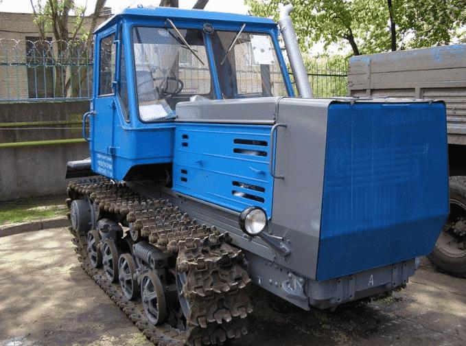 Трактор Т-150К – технические характеристики