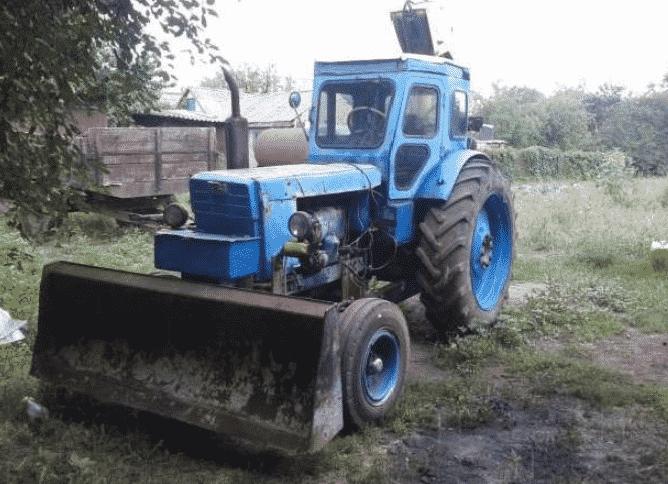 Трактор Т-40 – технические характеристики