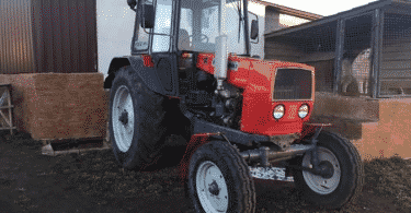 Трактор ЮМЗ-8040