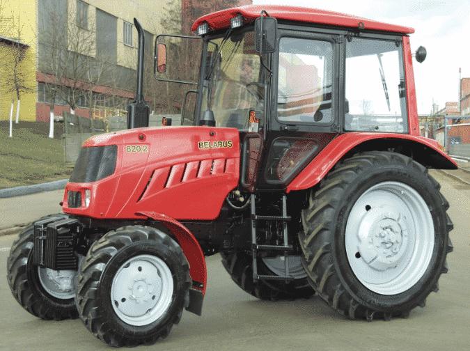Трактор ЮМЗ-8244