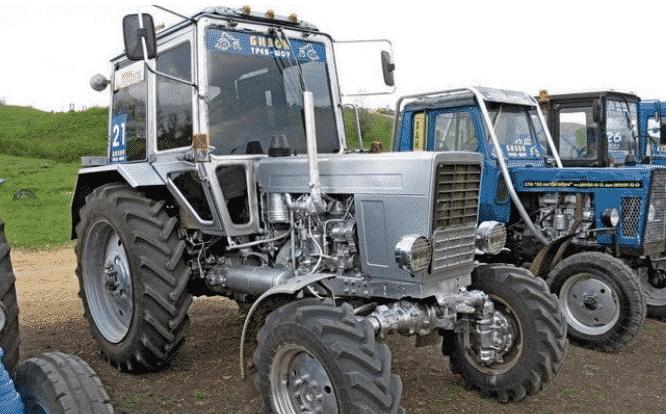 Тюнинг трактора МТЗ-82 Беларус