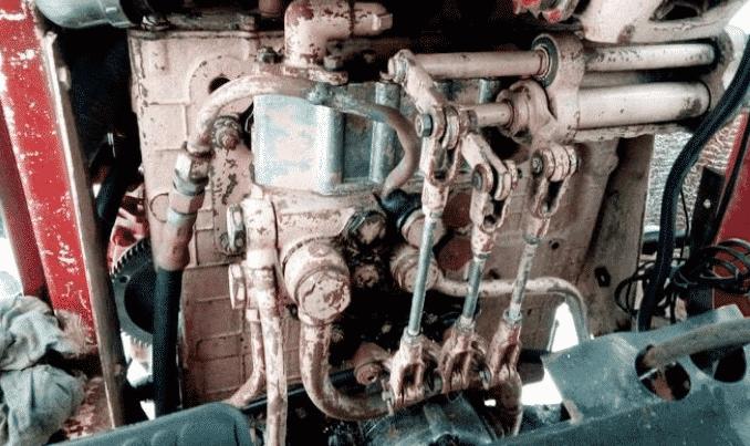 Устройство двигателя трактора МТЗ-82