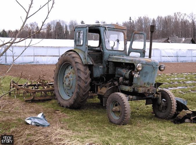 Устройство трактора Т-40 – подробный обзор конструкции