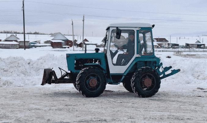 Возможности трактора К-20 Кировец